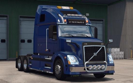 ATS Volvo VNL670