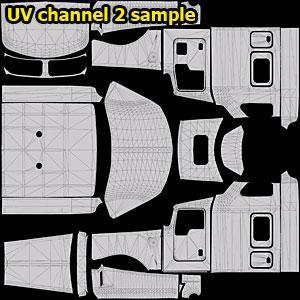 truck paint job templates ats mods