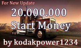 20.000.000 Star Money Mod For New Update v2.0