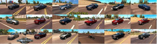 AI Traffic Pack by Jazzycat  v1.44