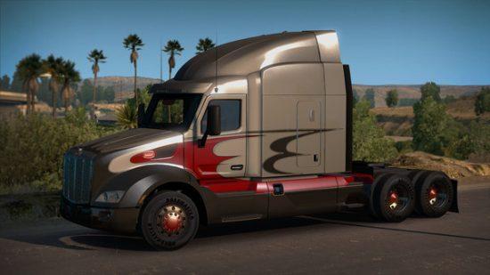 American Truck Simulator DLC download