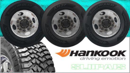 Hankook Truck Tires v1.0