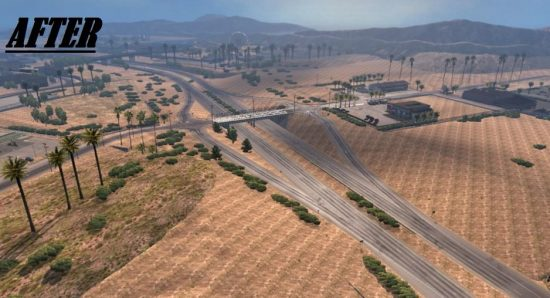 I-Fix 15 Primm v1.0 - Intersection fix for I-15 Primm