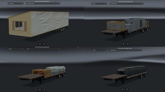 Pack Trailers ATS