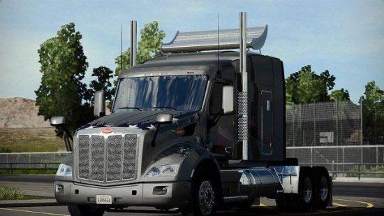 SCS Trucks Extra Bumpers Parts