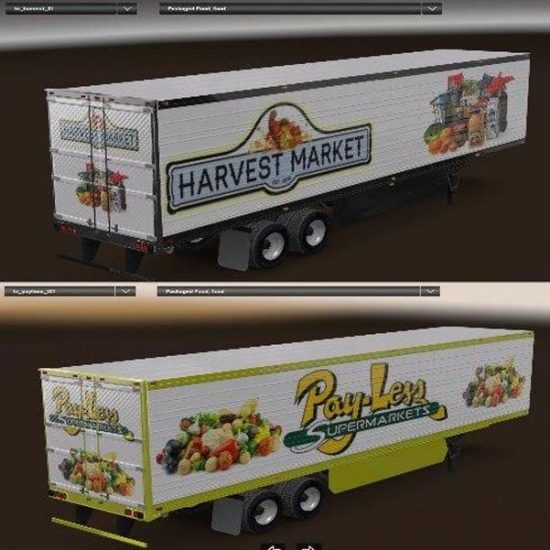 3000r fridge trailers v1.2
