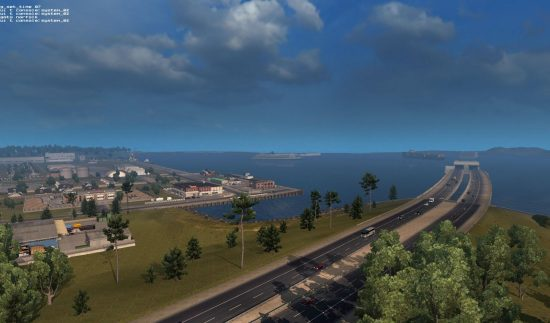 Coast to Coast v1.7