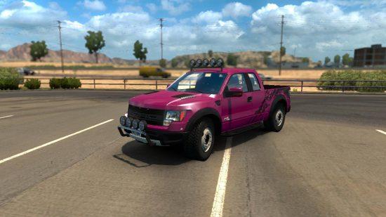 Ford F150 SVT Raptor v1.42