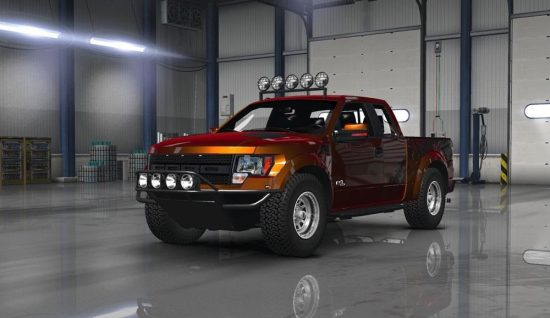 Ford F150 SVT Raptor v1.5