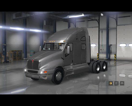 Kenworth T2000 v1 2   ATS Mods