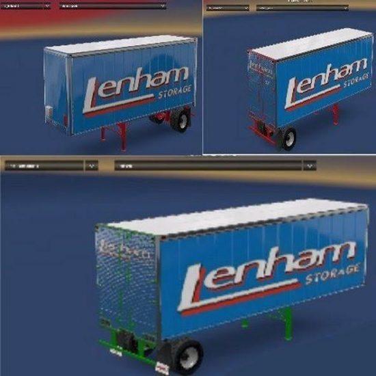 Lenham urban trailers