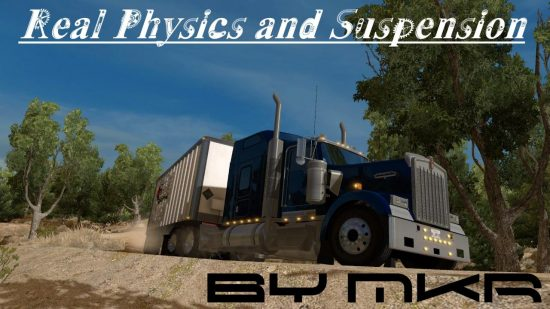Real Physics and Suspension Behaviour v2