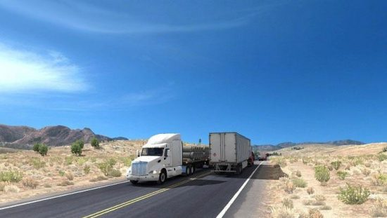 More Trucks in Traffic for ATS 1.3