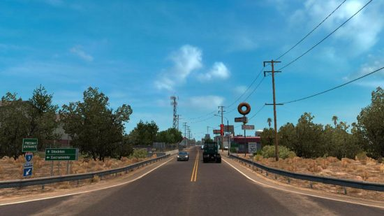 Realistic Environment road
