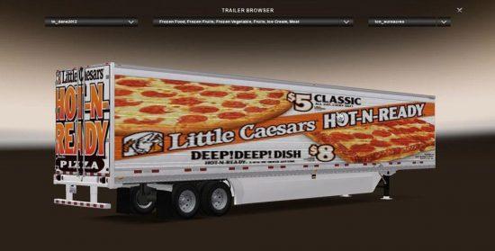 Reskinned 2012 Reefer Companies Trailers Pack