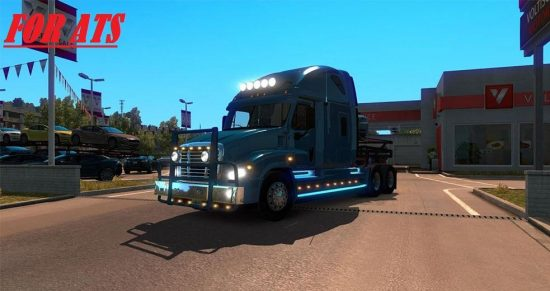 Freightliner Cascadia edited by Solaris36 2.1.3