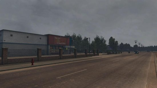 Grey Skies Weather Mod