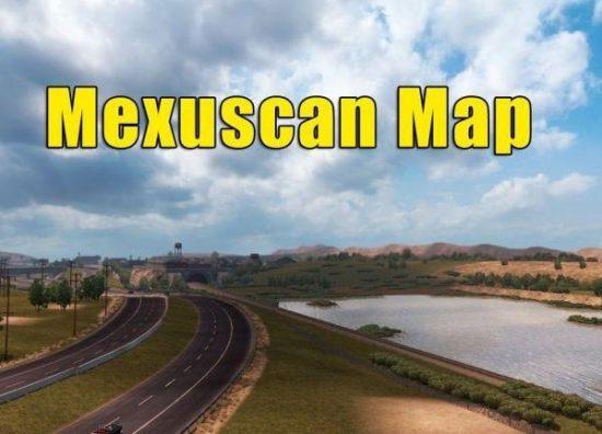 Mexuscan Map v1.9