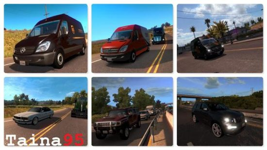 AI Traffic Mod Pack v1.4