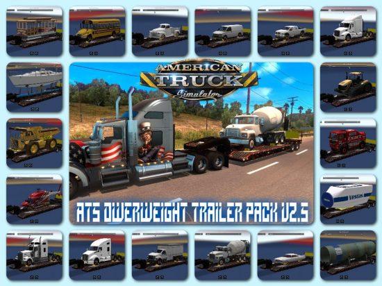 Overweight trailer pack v2.5
