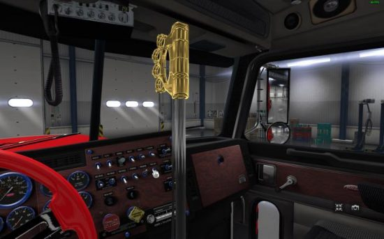 shift-lever-to-the-peterbilt-389-modified