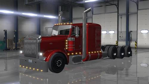 Peterbilt 389 Tri Drive By Bu5ted V1 5 Ats Mods