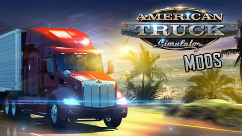 ATS Patch 1.32 Mods