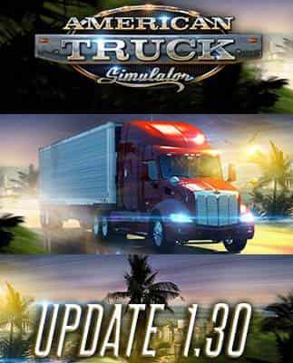 American Truck Simulator 1 30 patch | ATS Mods