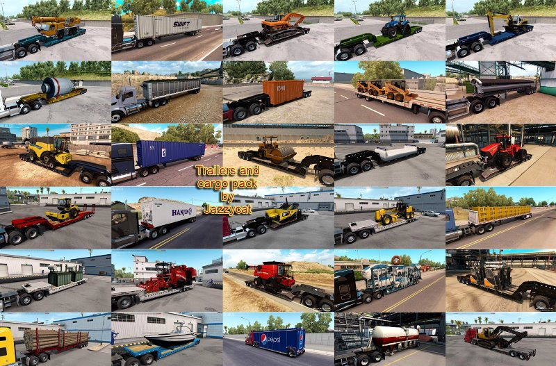 ats Trailers and Cargo Pack Jazzycat