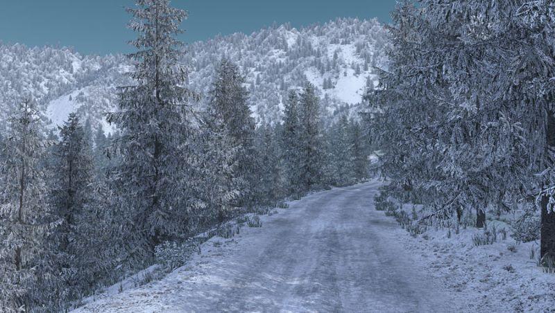 ats winter mod