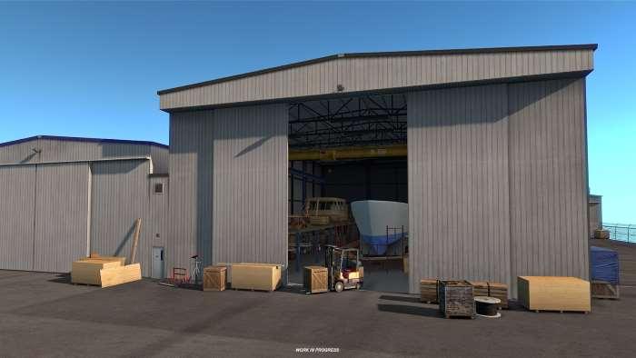 ATS Washington DLC industries
