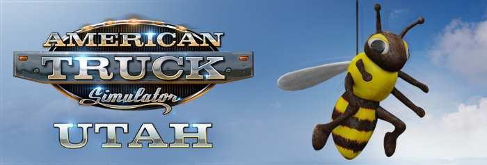 american truck simulator utah dlc