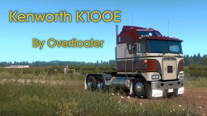 ATS Kenworth K100-E