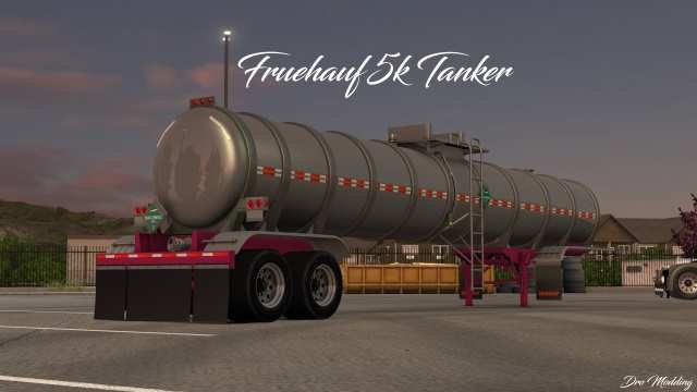 american truck simulator fruehauf