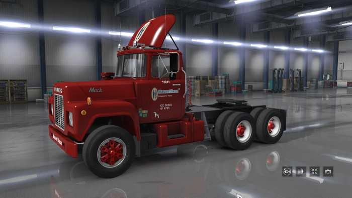 american truck simulator Mason Dixon Freightlines