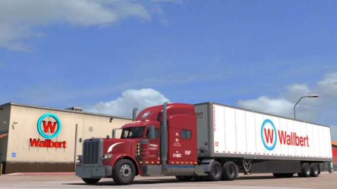 Wallbert Transportation ats mod