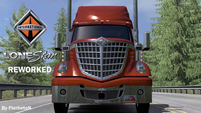 ats international lonestar reworked mod
