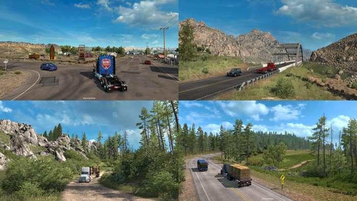 ATS Idaho DLC north