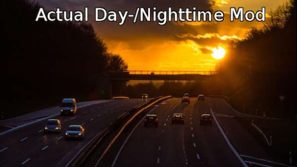 ATS Actual Day - Night Times