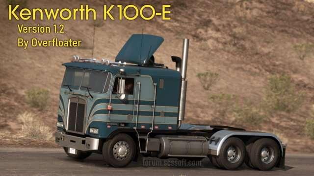 ats Kenworth K100 1.37