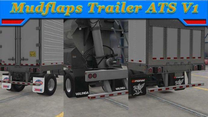 ats mod trailer mudflaps
