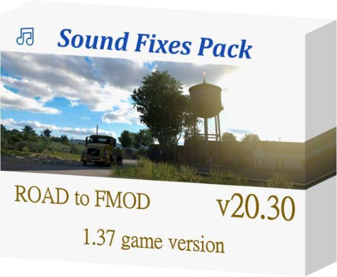 ats Sound Fixes Pack