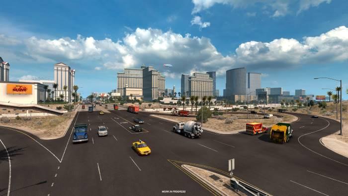 American Truck Simulator 1.38