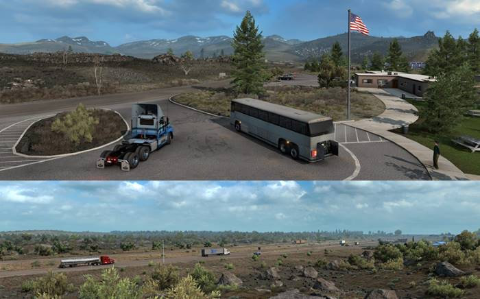 ats idaho dlc craters of the moon
