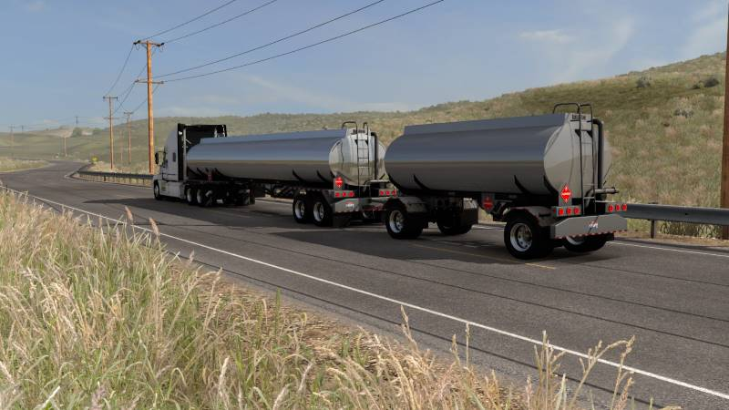 ats scs fuel trailer