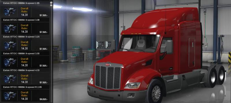 ats Real Eaton Fuller Transmissions