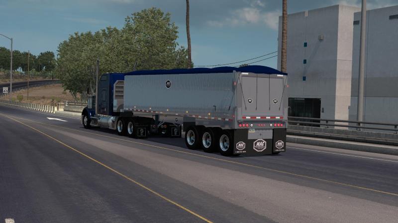 ats dump trailer