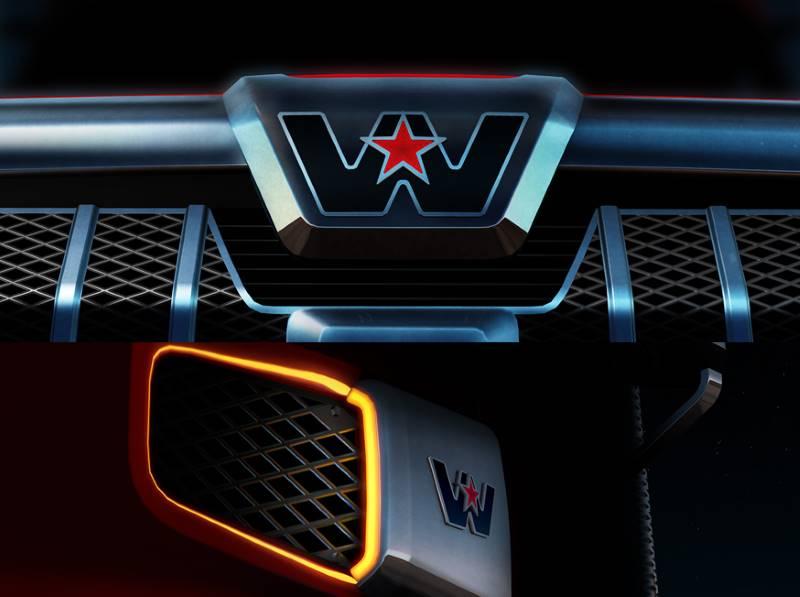 western star logo american truck simulator