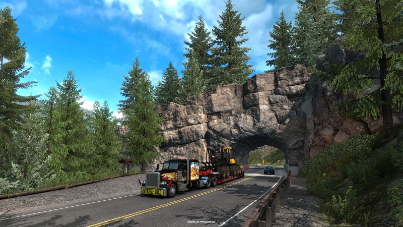 Colorado DLC Million Dollar Highway