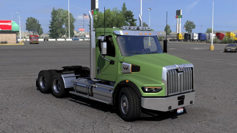 Western Star 49X Reworked